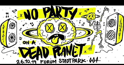 No Party on a Dead Planet | Musik, DJ