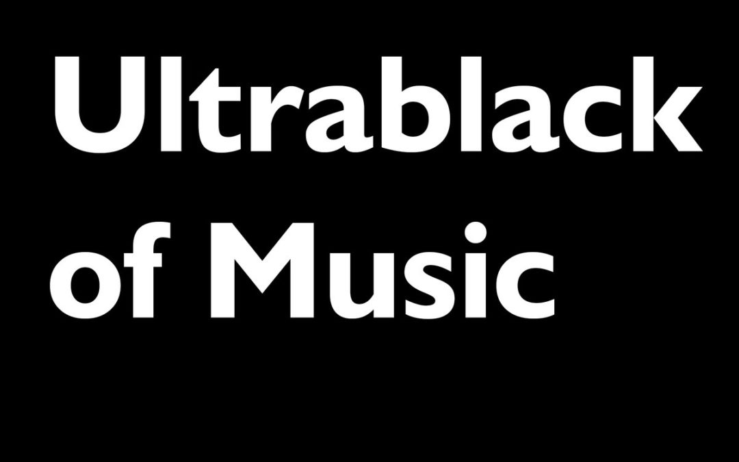 Club O -Ultrablack of Music | Buchpräsentation, Filmscreening, Konzert