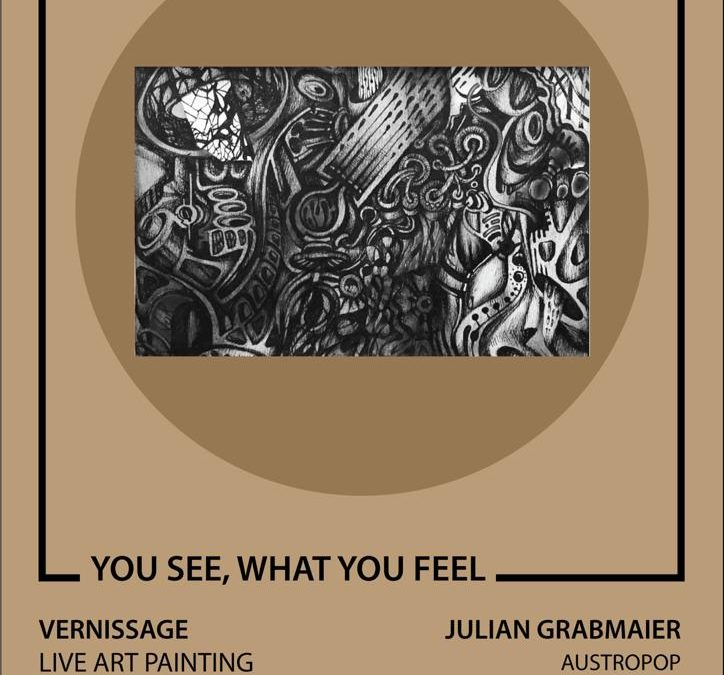 """you see what you feel"" 
