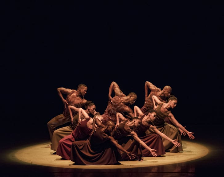 """Alvin Ailey American Dance Theater """"All Access"""""""