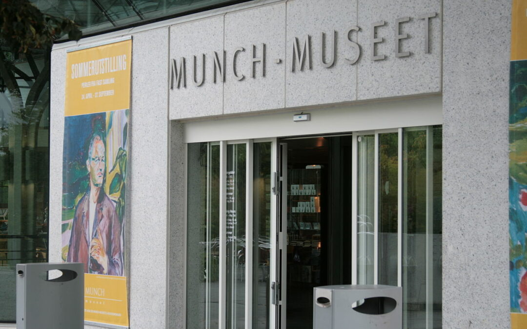 The Munch Museum, Oslo   Museumsbesuch – Online